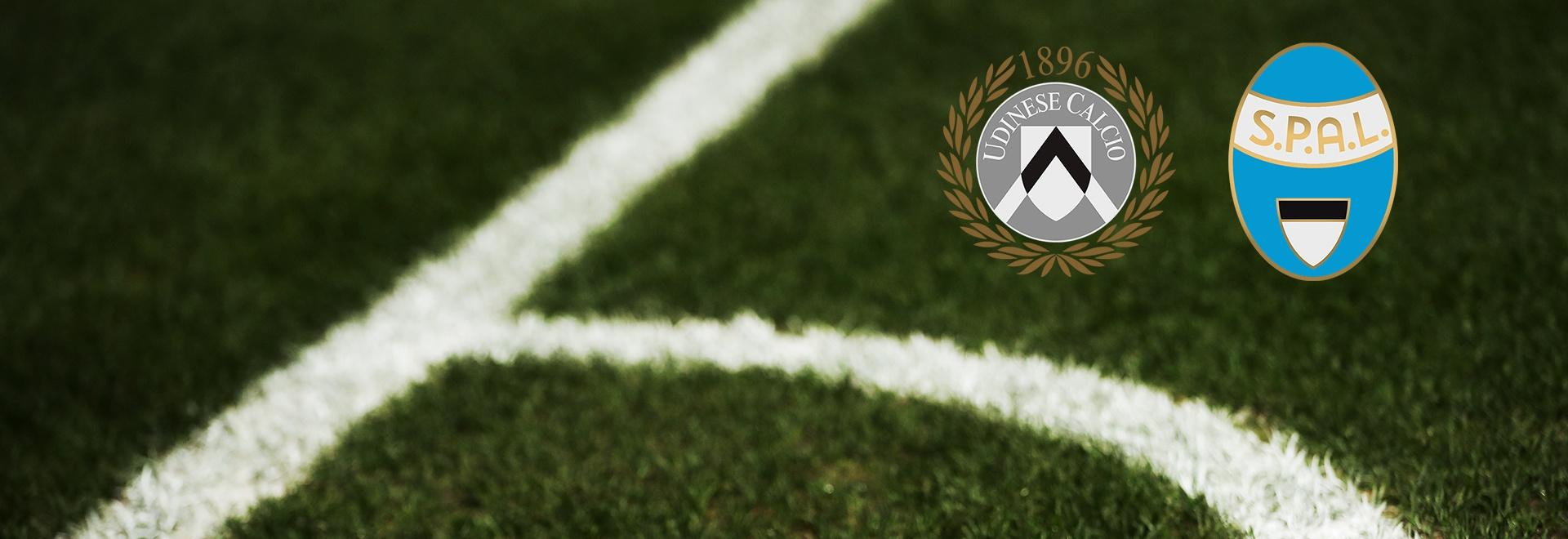 Udinese - Spal. 12a g.