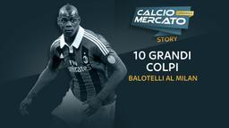 Balotelli al Milan