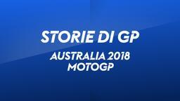 Australia, Phillip Island 2018. MotoGP