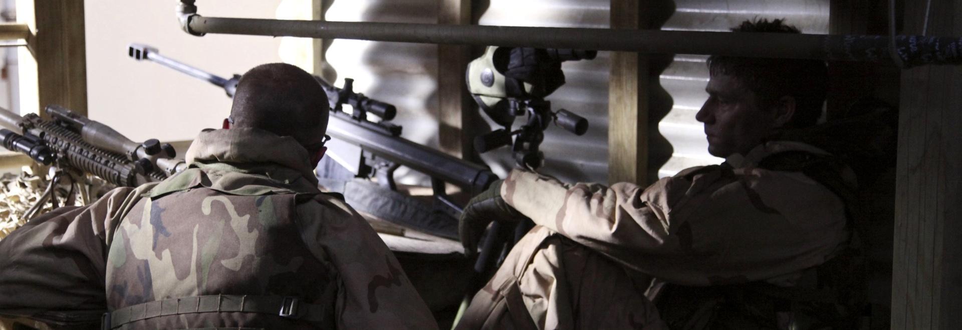 Iraq / Afghanistan: la mia guerra