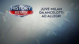 Juventus-Milan da Ancelotti ad Allegri