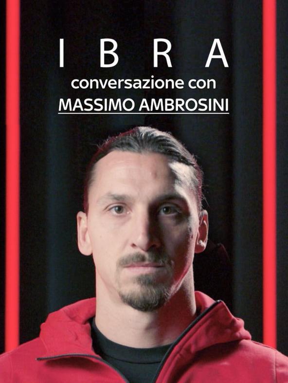 Ibra conversazione con Massimo Ambrosini