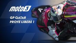 GP Qatar. PL1
