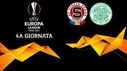 Sparta Praga - Celtic. 4a g.