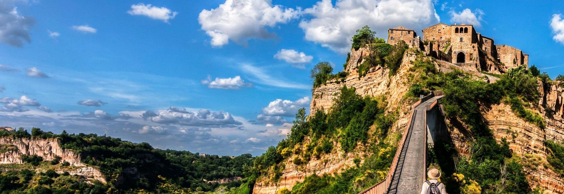 Lazio: abbazia san Giusto