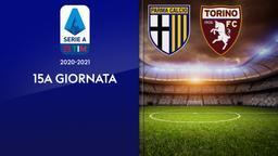 Parma - Torino. 15a g.
