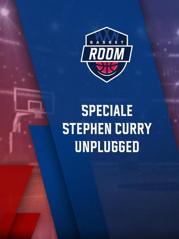 S2021 Ep1 - Basket Room : Stephen Curry Unplugged