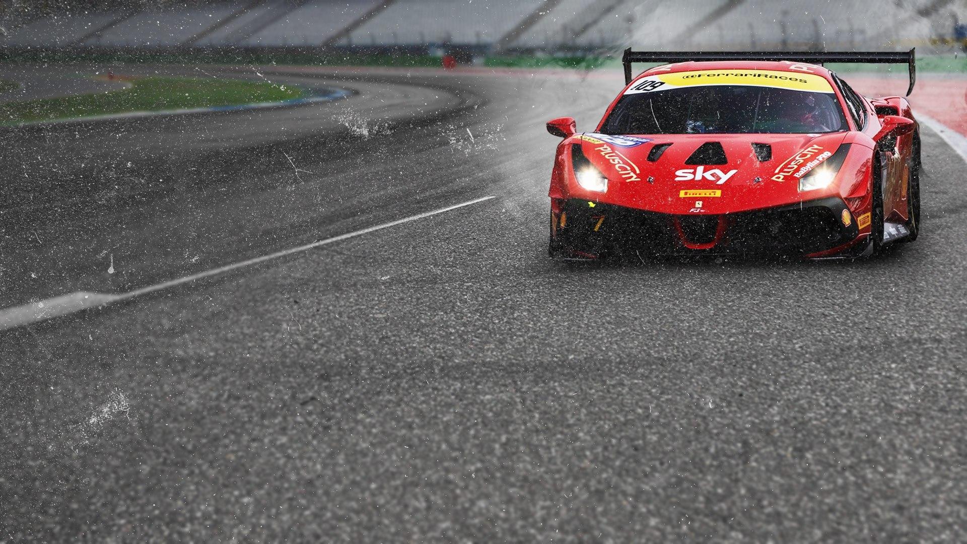 Sky Sport Arena Trofeo Pirelli Spielberg. Gara 2