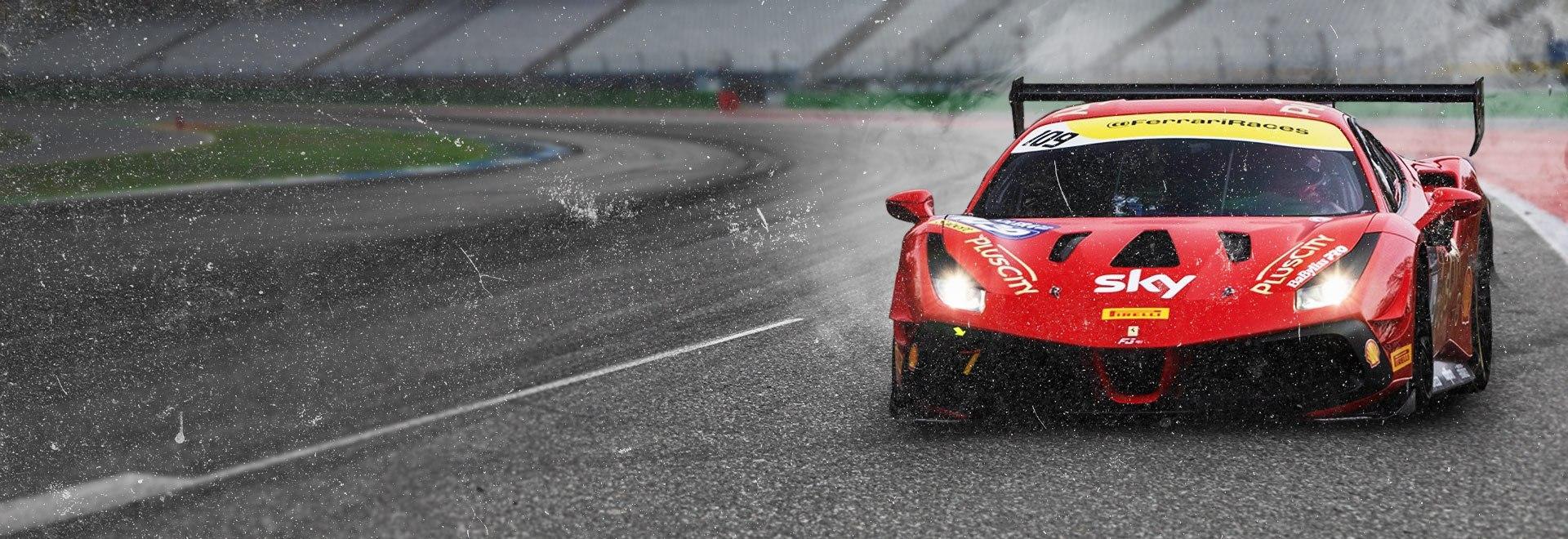 Trofeo Pirelli Spielberg