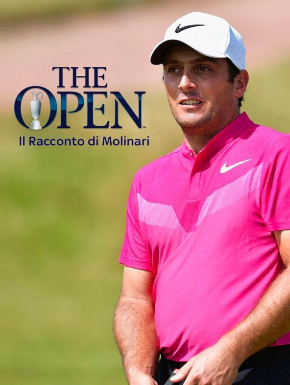 The Open - Il racconto di Molinari
