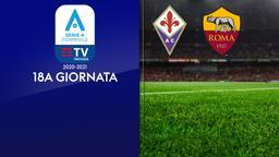 Fiorentina - Roma. 18a g.