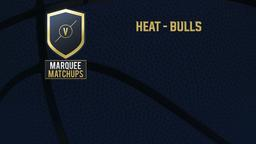 Heat - Bulls