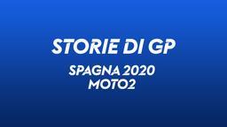 GP Spagna 2020. Moto2
