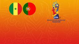 Senegal - Portogallo