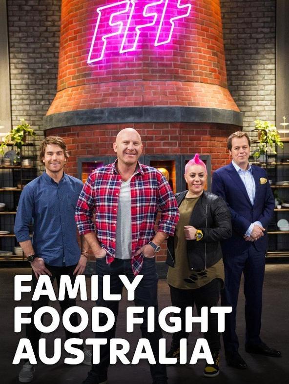 S1 Ep13 - Family Food Fight Australia