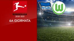 Hertha B. - Wolfsburg. 6a g.