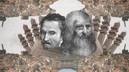 Michelangelo vs. Leonardo