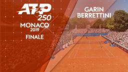Garin - Berrettini. Finale