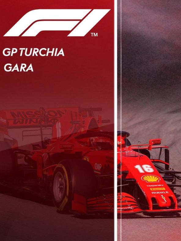 GP Turchia. Gara