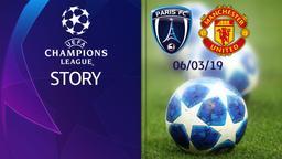 Paris - Man Utd 06/03/19