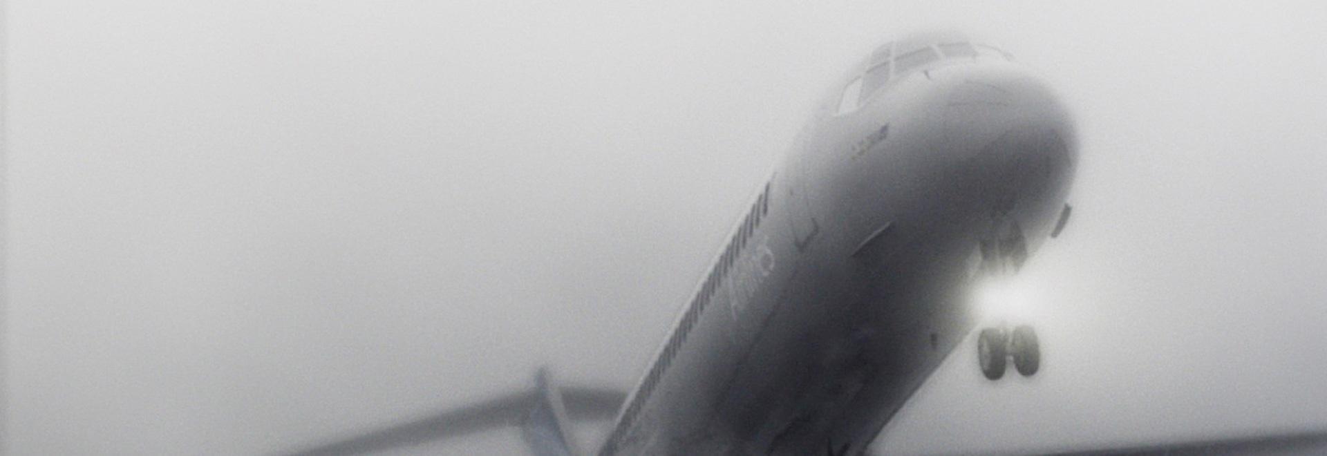 Collisione in volo