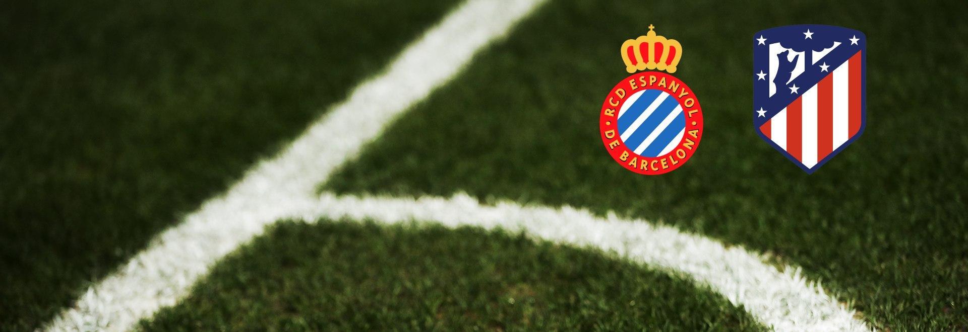 Espanyol - Atletico M. 26a g.