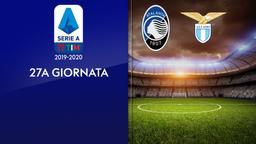 Atalanta - Lazio. 27a g,