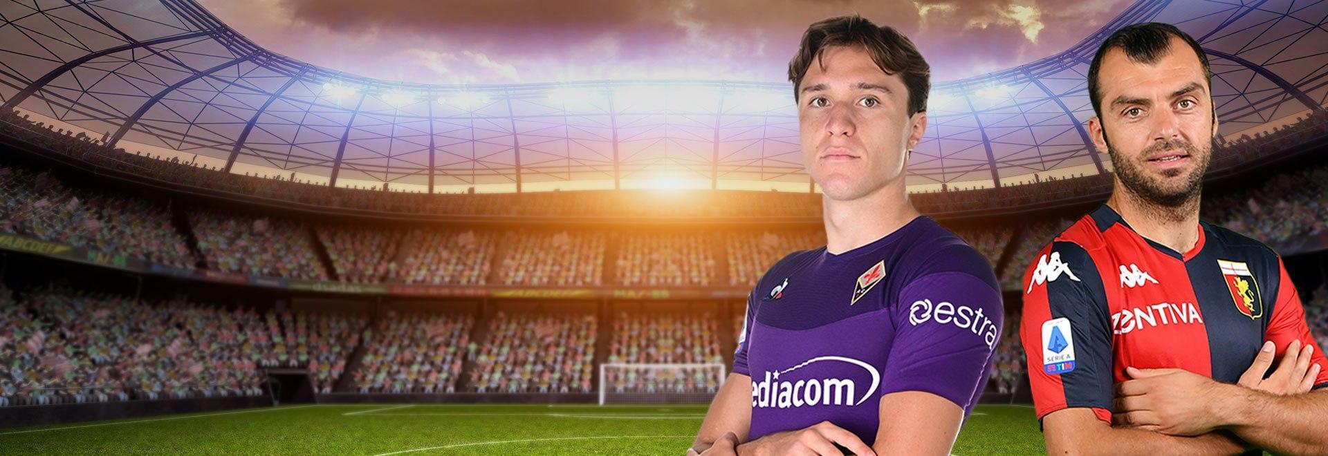 Fiorentina - Genoa. 21a g.