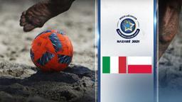 Italia - Polonia. Regular Phase Nazarè 2021