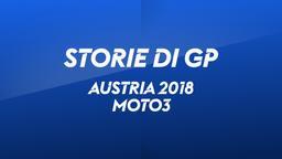 Austria, Spielberg 2018. Moto3
