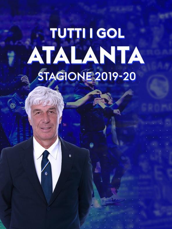 Atalanta, tutti i gol stagione 2019-20