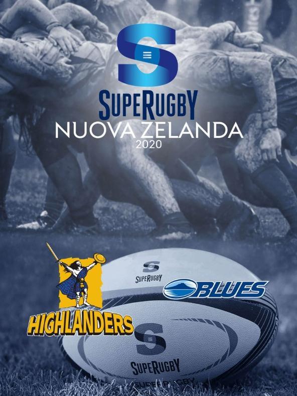 Rugby: Highlanders - Blues