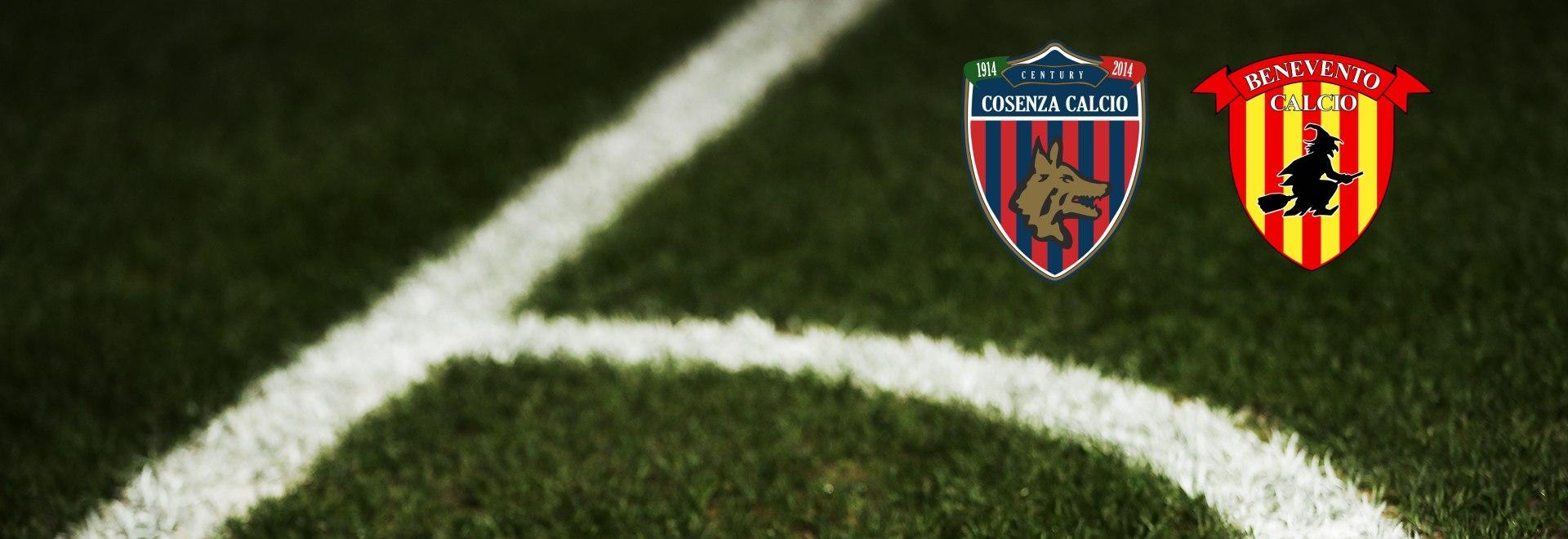 Cosenza - Benevento. 23a g.