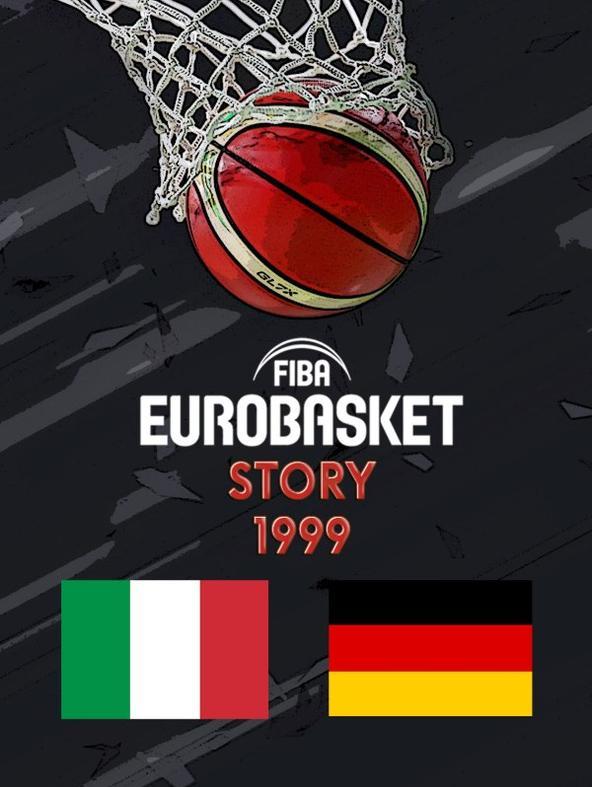 EuroBasket: Italia - Germania 1999