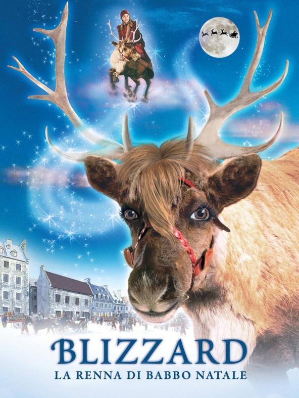Blizzard - La renna di Babbo Natale