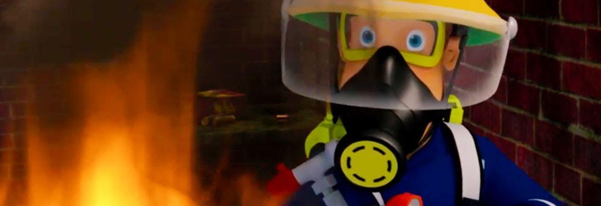 Sam il pompiere: allarme alieni