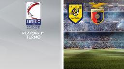 Juve Stabia - Casertana. Playoff 1° turno