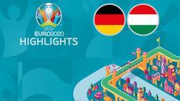 Germania - Ungheria. 3a g. Gruppo F