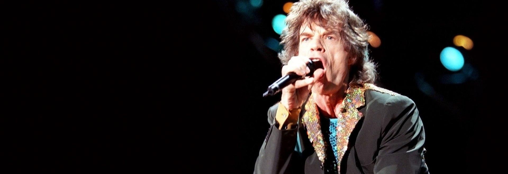 Mick Jagger - Leggenda del rock