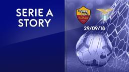 Roma - Lazio 29/09/18. 7a g.