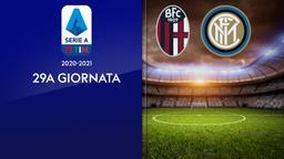Bologna - Inter. 29a g.