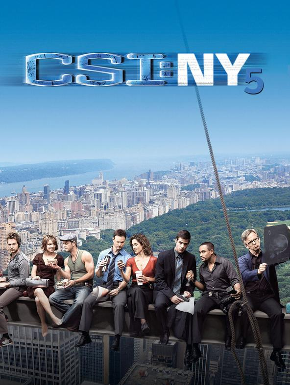 S5 Ep10 - C.S.I. New York