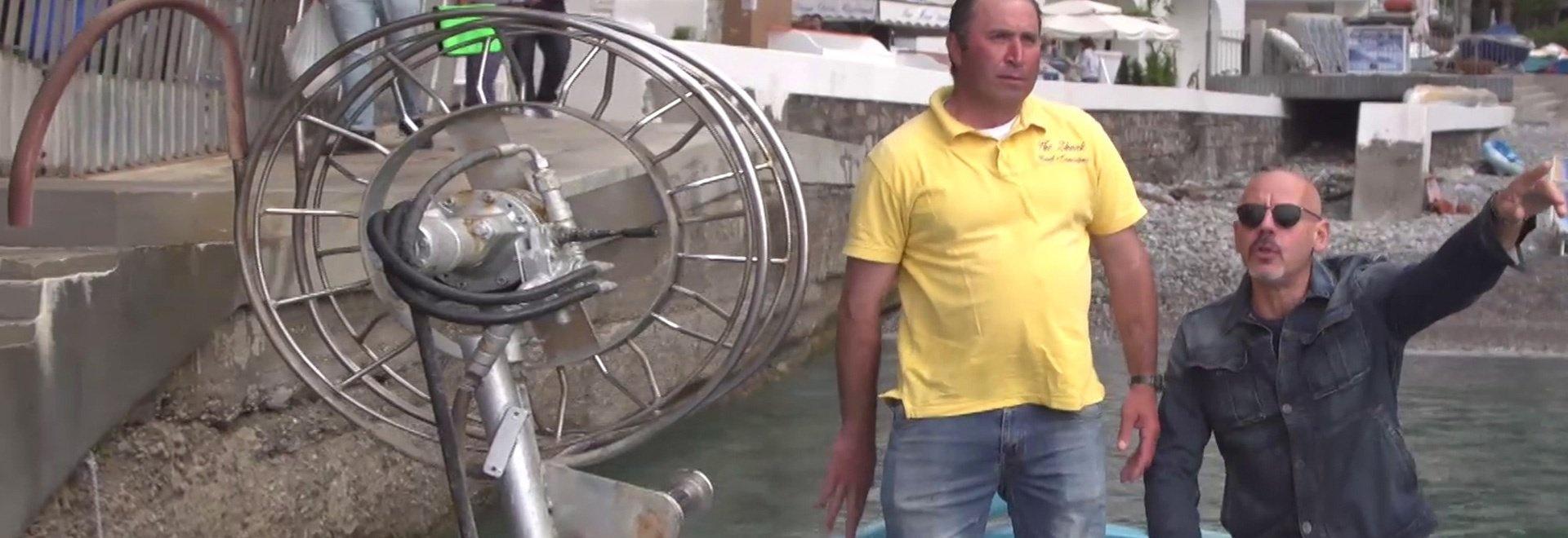Come è profondo il mare: Costiera Amalfitana