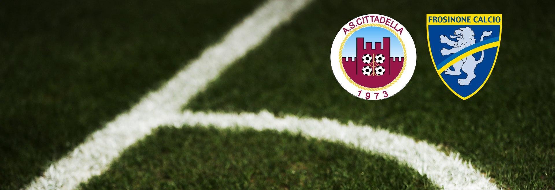 Cittadella - Frosinone. Playoff