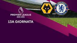 Wolverhampton - Chelsea. 13a g.