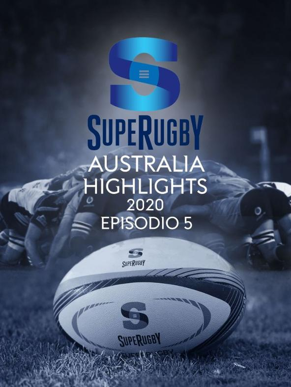 Super Rugby Australia Highlights