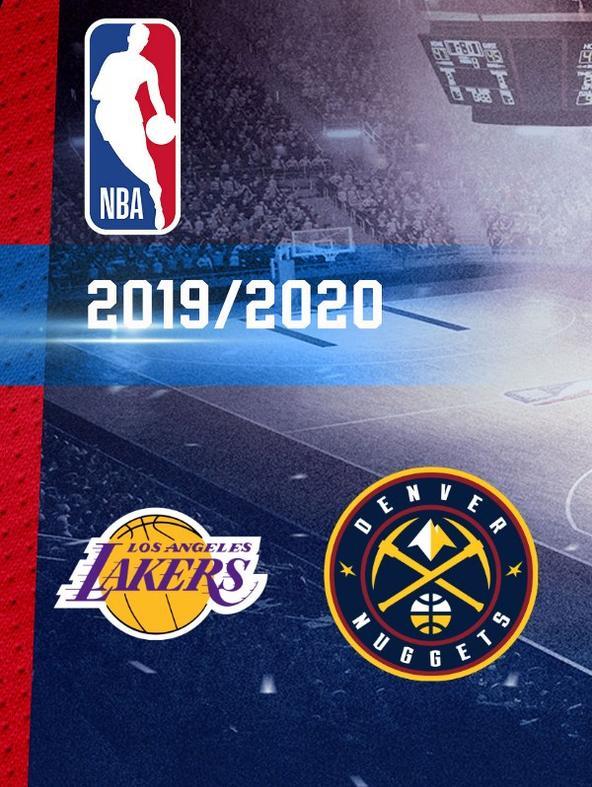 NBA: LA Lakers - Denver