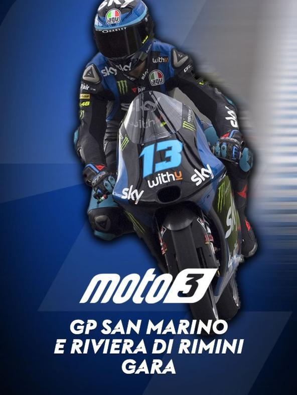 GP San Marino e Riviera di Rimini. Gara