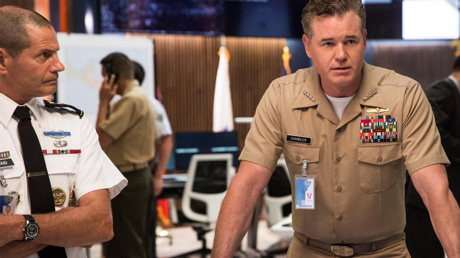 Premium Action The Last Ship - 1^TV