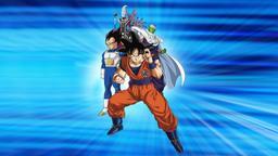 L'avversario più forte all'attacco di Goku! E' il momento di liberare l'energia sferica!